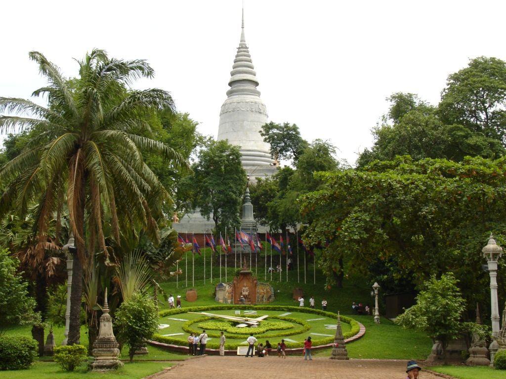 Des lieux touristiques à volonté avec cambodgevo.com