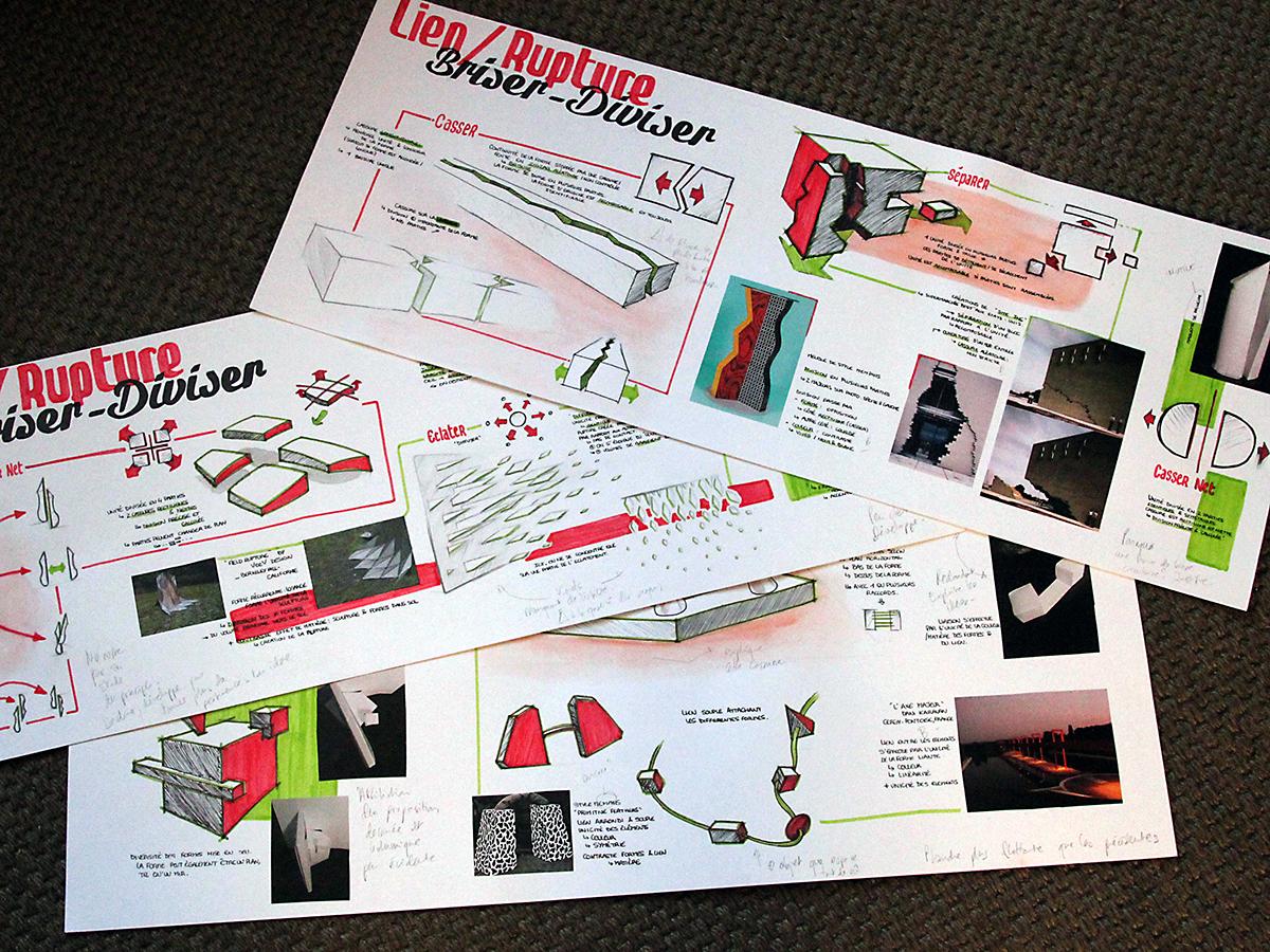 Une année d'études pour pouvoir réaliser ses rêves de design : manaa.xyz