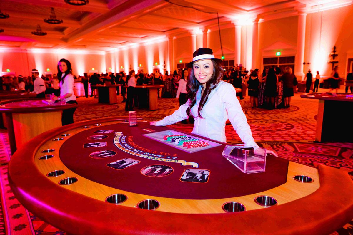 Blackjack: le légendaire jeu de cartes