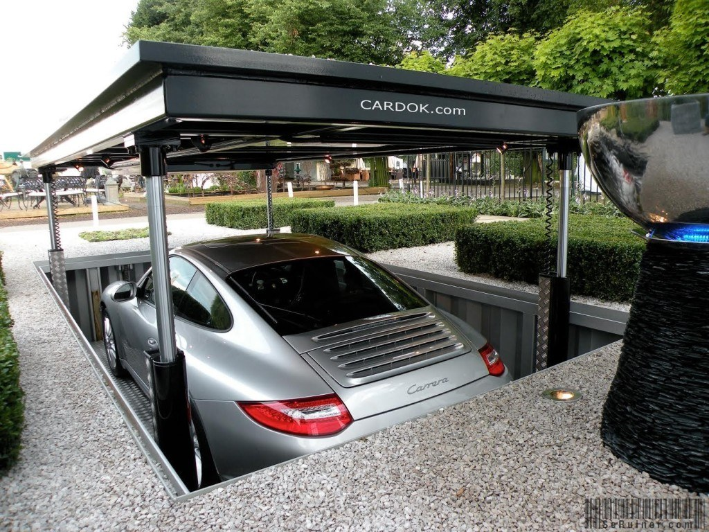 Location parking Montpellier: voiture sécurisée