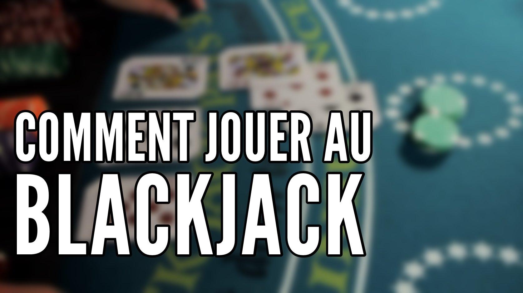 Blackjack France: un jeu de mathématiques non de hasard