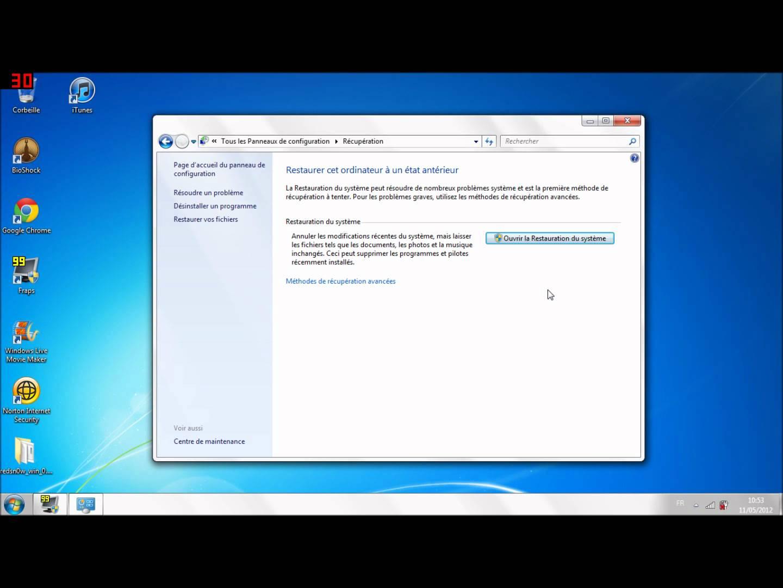 comment formater un pc windows 7 sans cd
