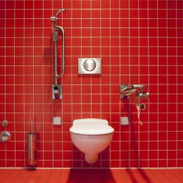 installer des toilettes